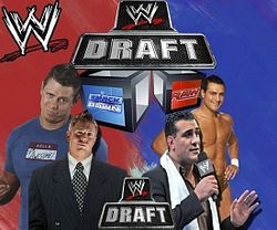 Реслинг / WWE Monday Night RAW The Draft (Русская версия от RWC)