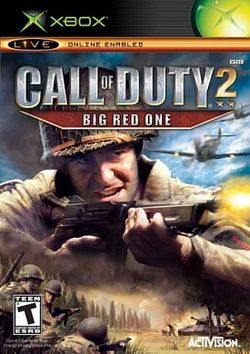[Xbox] Call of Duty 2: Big Red One