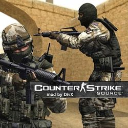 Counter-Strike Source by DivX