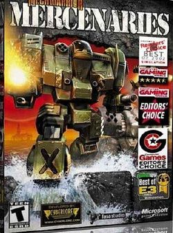 MechWarrior 4: Mercenaries (2002) PC
