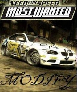 Need For Speed Most Wanted Modify