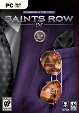 Saints Row 4: Game of the Century Edition