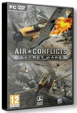 Air Conflicts: Secret Wars (2011) РС